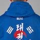 Blitz Taekwondo Training Hooded Top - Detail 4