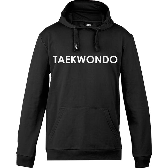 Blitz Taekwondo Training Hooded Top