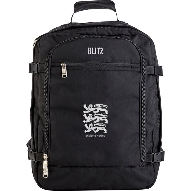 Blitz Travel Backpack England Karate Limited Edition