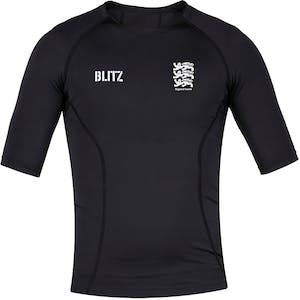 Blitz Trojan Compression Top England Karate Limited Edition