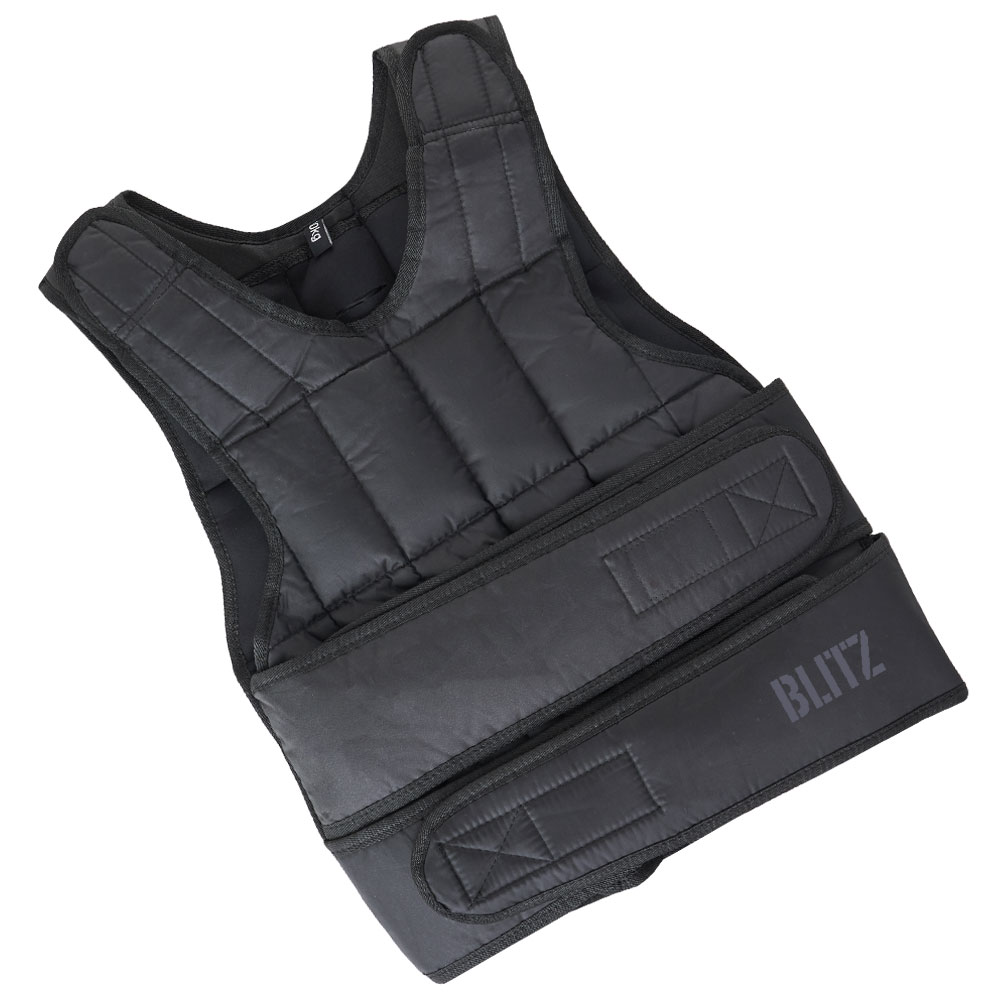 Image of Blitz Weighted Vest - 10kg