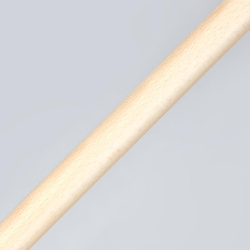 Blitz Wooden White Bo Staff