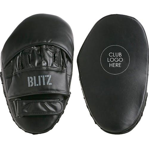 Co-Branding - Blitz Cyclone Focus Pads