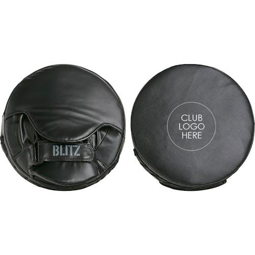 Co-Branding - Blitz Deluxe Circular Focus Pads