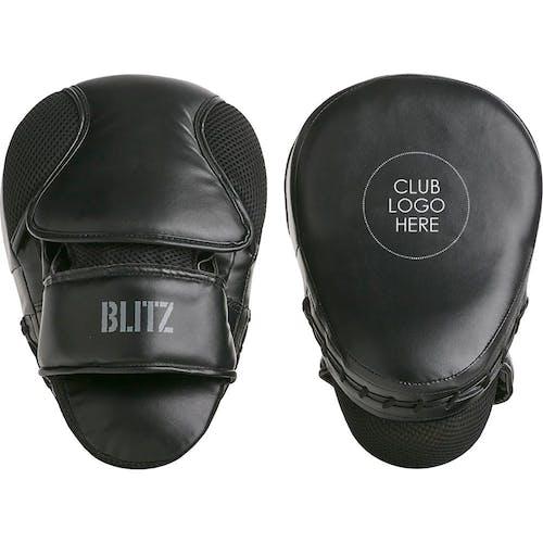 Co-Branding - Blitz Hurricane Focus Pads