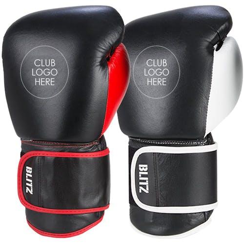 Co-Branding - Blitz Kickboxing Gloves