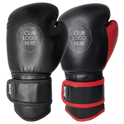 Co-Branding - Blitz Kids Kickboxing Gloves