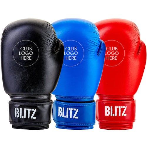 Co-Branding - Blitz Kids Pro Boxing Gloves