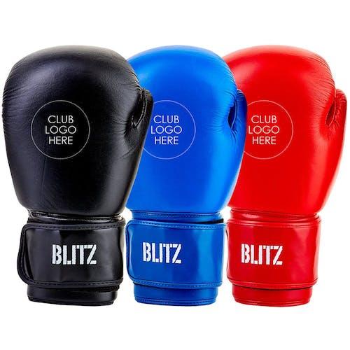 Co-Branding - Blitz Pro Boxing Gloves