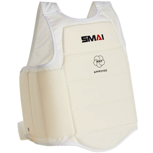 SMAI WKF Approved Body Protector