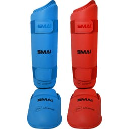 SMAI WKF Approved Shin & Instep Guards