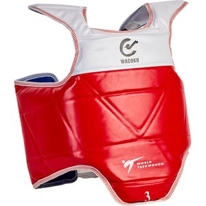 Wacoku WT Approved Reversible Competition Body Armour