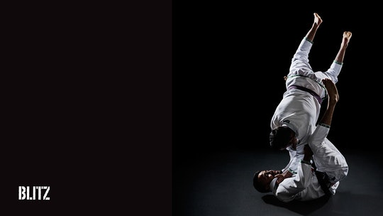 Blitz BJJ Wallpaper