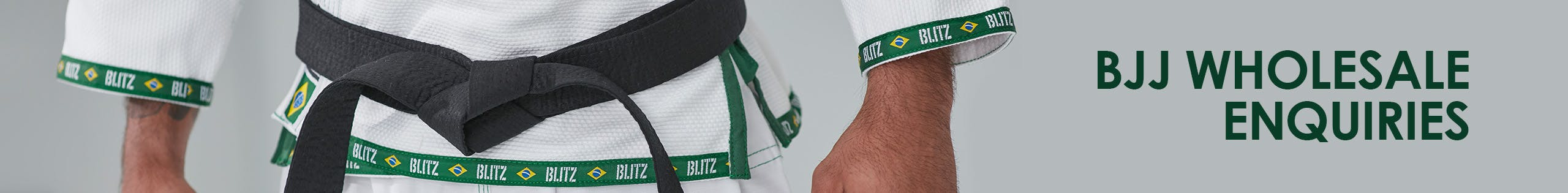 Blitz Brazilian Jiu Jistu (BJJ) Wholesale Account Application
