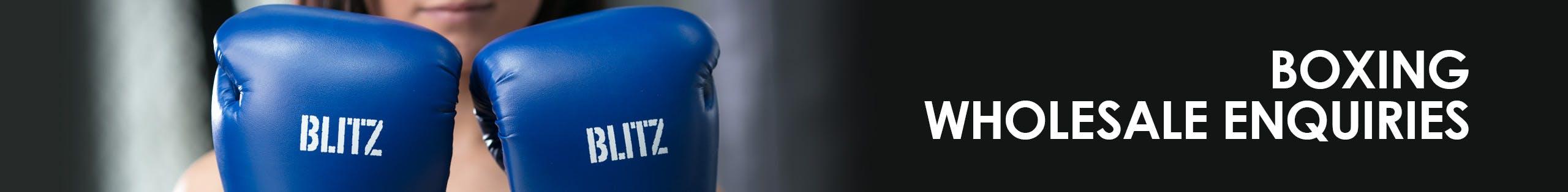 Blitz Boxing Wholesale Account Application